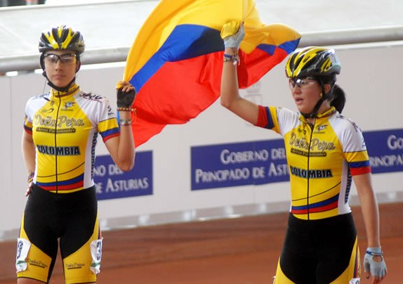 Colombia the Champion again